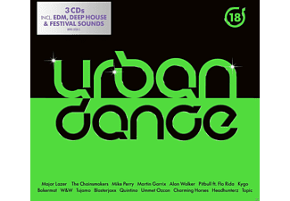 VARIOUS - Urban Dance,Vol.18 [CD]