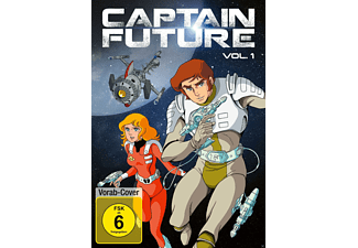 Captain Future Vol. 1 [DVD]
