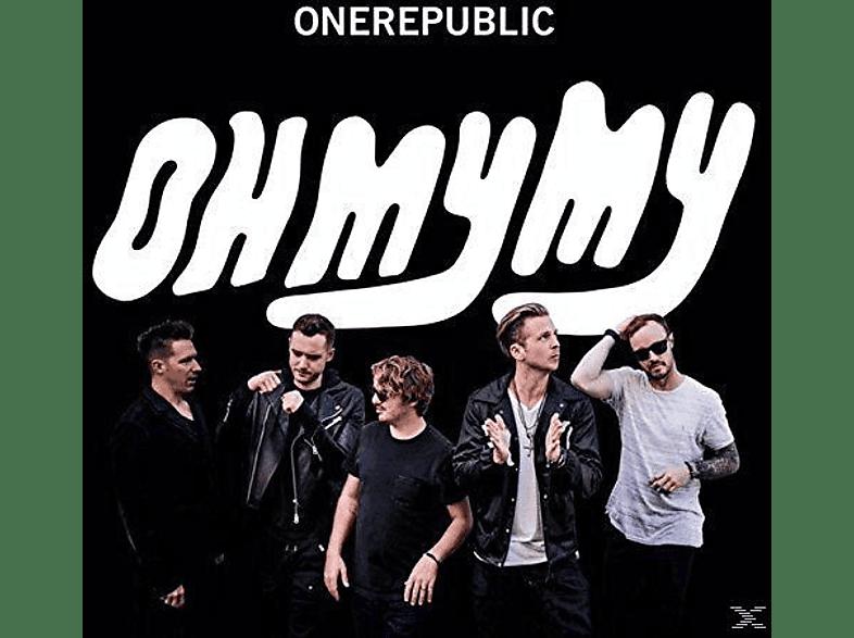 OneRepublic - Oh My My (Deluxe Edt.) [CD] τηλεόραση   ψυχαγωγία μουσική cds μουσική  ταινίες  βιβλία μουσική cds