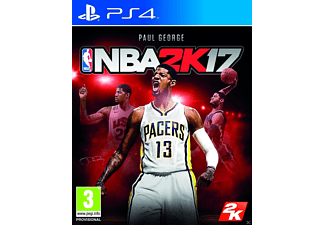 NBA 2K17 (Greek) PS4