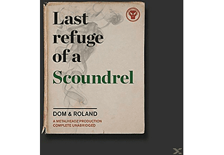 Dom & Roland - Last Refuge Of A Scoundrel [CD]