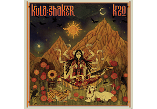 Kula Shaker - K2.0 (New Version) - (Vinyl)