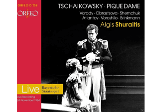 Bavarian State Opera Orchestra & Chorus, VARIOUS - Tchaikovsky: Pique Dame - (CD)