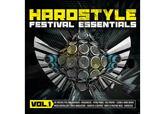 VARIOUS - Hardsyle Festival Essentials V - (CD)