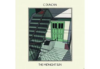 C Duncan - the midnight sun - (CD)