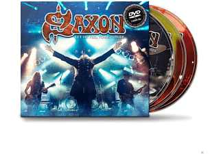 Saxon - Let Me Feel Your Power - (CD + DVD Video)