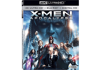 X-Men: Apocalypse Action 4K Ultra HD Blu-ray