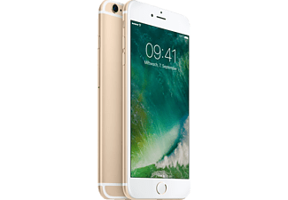 APPLE iPhone 6s Plus, Smartphone, 32 GB, 5.5 Zoll, Gold, LTE