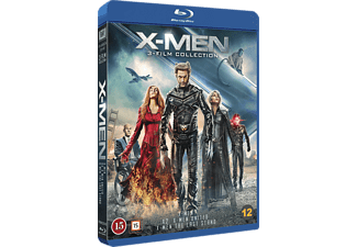 X-Men Original Trilogy Action Blu-ray