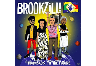 Brookzill! - Throwback To The Future [CD]