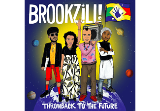 Brookzill! - Throwback To The Future - (Vinyl)
