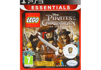 Lego Pirates of the Caribbean Essentials PS3