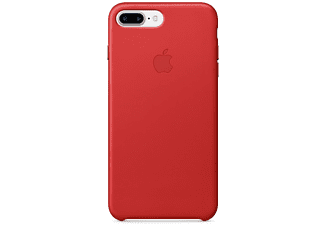 APPLE Leather Case iPhone 7 Plus Rood