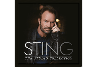 Sting - The Studio Collection (Limited 11 LP Boxset) [Vinyl]