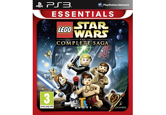 LEGO Star Wars: The Complete Saga Essentials PS3