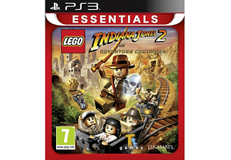 Indiana Jones 2 - The Adventures Continues Essentials PS3
