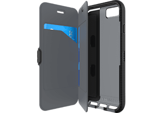 TECH 21 Evo Wallet iPhone 7 - Svart