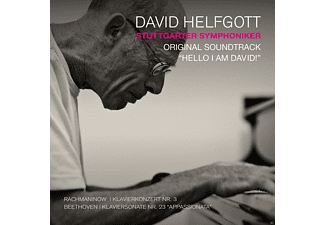 David Helfgott, Stuttgarter Symphoniker, Various - Original Soundtrack? Hello I'm David? - (CD + DVD Video)