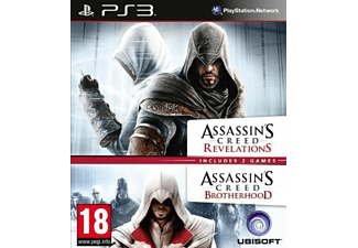 Assassin's Creed: Brotherhood & Assassin's Creed: Revelations PS3