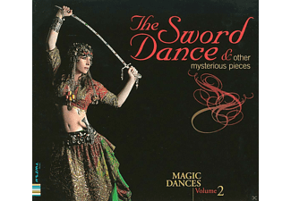 Ahmed Abdel Fattah - The Sword Dance & Other Mysterious Pieces - (CD)