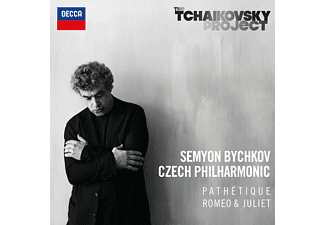 The Czech Philharmonic Orchestra, Semyon Bychkov - THE TCHAIKOVSKY PROJECT - (CD)
