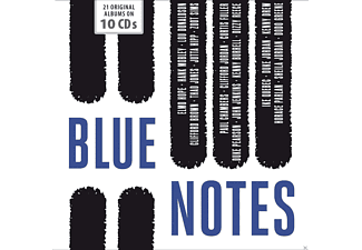 VARIOUS - Blue Notes - (CD)