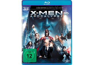 X-Men Apocalypse - (3D Blu-ray (+2D))