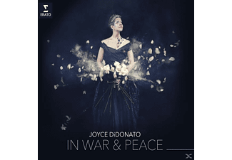 Il Pomo D'oro, Maxim Emelyanychev, Joyce Didonato - In War And Peace-Harmony Through Music - (CD)