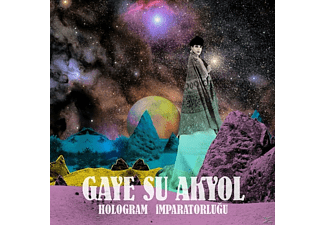 Gaye Su Akyol - Hologram Imparatorlugu - (LP + Download)