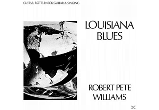 Robert Pete Williams - Lousiana Blues (Brown Vinyl) - (Vinyl)