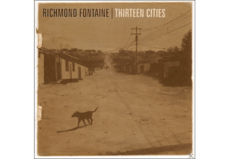 Richmond Fontaine - Thirteen Cities - (LP + Download)