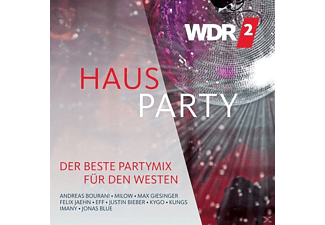 VARIOUS - WDR2 Hausparty - (CD)