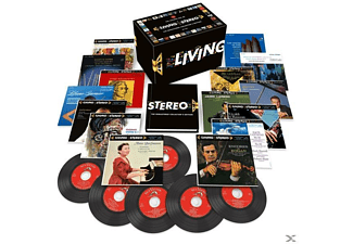 VARIOUS - Living Stereo-The Remastered Collector's Edition - (CD)