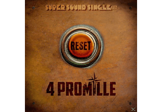 "4 Promille - Reset (12""/45 RPM/+Download) - (Vinyl)"