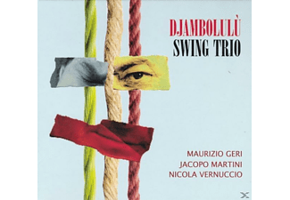 Djambolulu Swing Trio - Djambolulu - (CD)