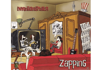 Inventionis Mater - Zapping - (CD)
