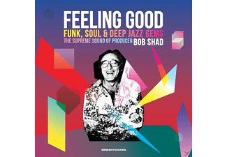 VARIOUS - Feeling Good (2LP+MP3) [LP + Download]