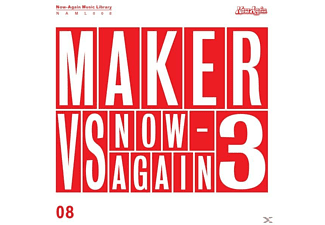 Maker - Maker Vs. Now Again Vol.3 - (CD)