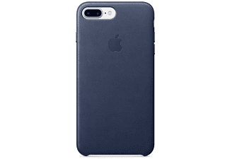 APPLE Leather Case iPhone 7 Plus Donkerblauw