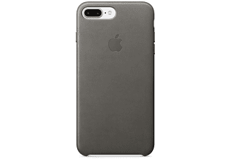 APPLE Leather Case iPhone 7 Plus Grijs