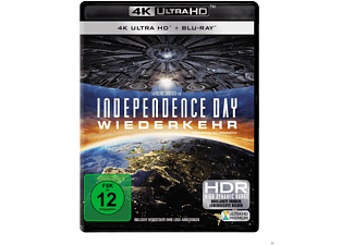 Independence Day: Wiederkehr [4K Ultra HD Blu-ray + Blu-ray]