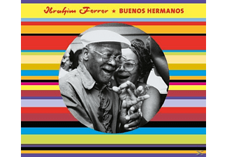 Ibrahim Ferrer - BUENOS HERMANOS (+MP3) - (LP + Download)