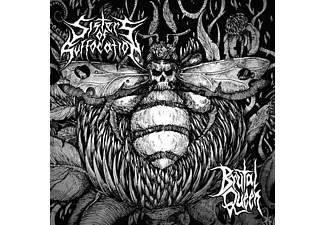 Sisters Of Suffocation - Brutal Queen - (Vinyl)