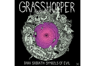 Grasshopper - Dark Sabbath - (Vinyl)
