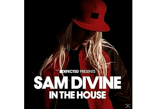 VARIOUS - Defected Pres. Sam Divine In TH [CD]