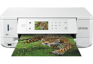 EPSON Expression Premium XP-645, 3-in-1 Multifunktionsdrucker, Weiß