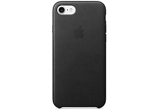 APPLE Leather Case iPhone 7 Zwart