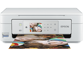 EPSON Expression Home XP 445, 3-in-1 Multifunktionsgerät, Weiß