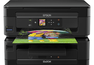 EPSON Expression Home XP 342, 3-in-1 Multifunktionsgerät, Schwarz