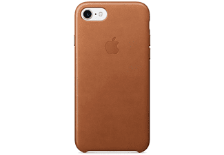 APPLE Leather Case iPhone 7 Donkerbruin